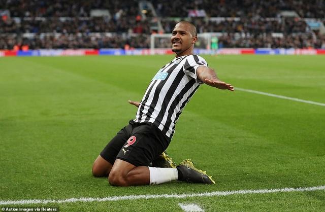 Newcastle 2-3 Liverpool: Chiến thắng khó khăn - 5