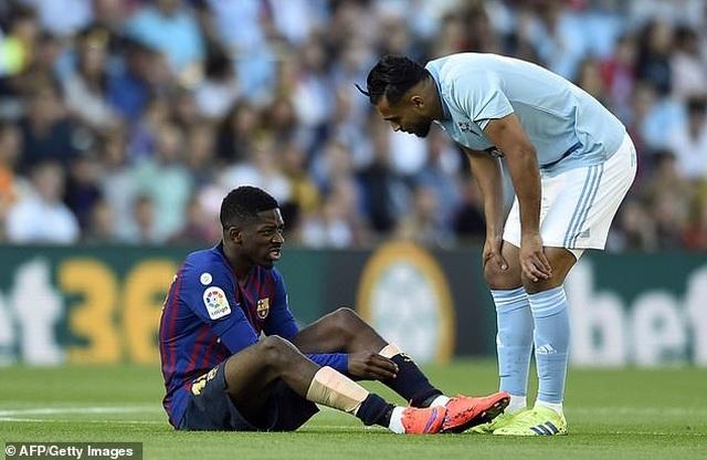 Vắng Messi và Suarez, Barcelona gục ngã trước Celta Vigo - 4