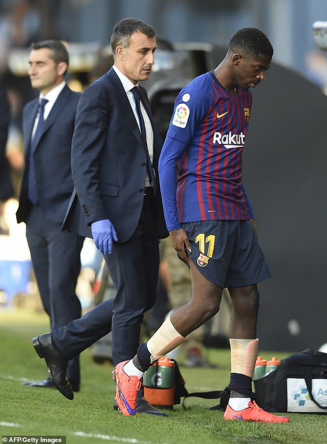 Vắng Messi và Suarez, Barcelona gục ngã trước Celta Vigo - 2