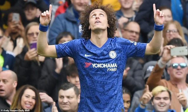 Chelsea 3-0 Watford: The Blues vào top 3 - 1