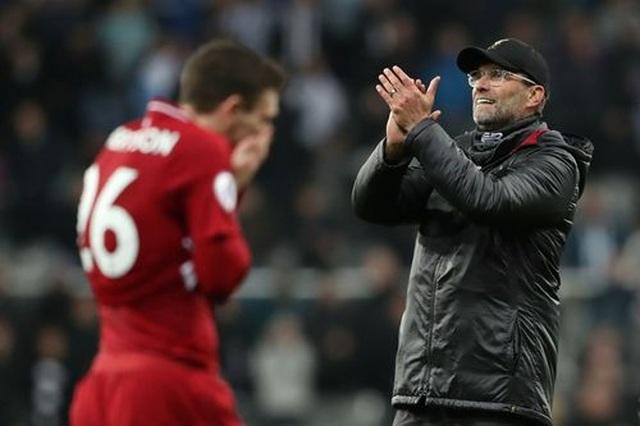 Newcastle 2-3 Liverpool: Chiến thắng khó khăn - 6