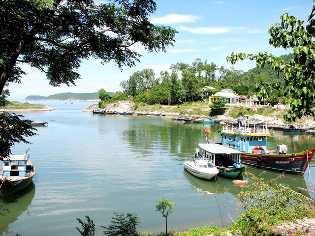 Đảo du lịch Cù Lao Chàm