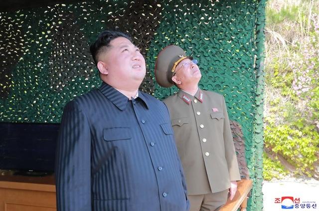 Dàn vũ khí Triều Tiên khai hỏa trong cuộc tập trận phòng thủ - 2