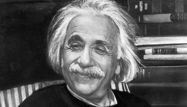 Công bố bản ghi âm siêu hiếm Albert Einstein nói về bom nguyên tử - 1