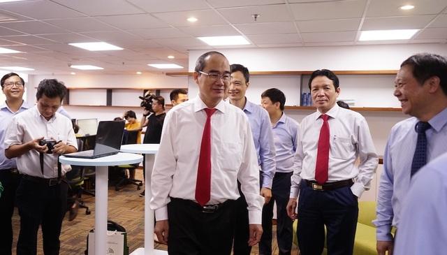 TPHCM khánh thành Trung tâm Báo chí đầu tiên của cả nước - 7