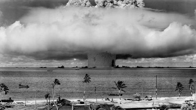 Ruột của sinh vật biển sâu chứa cacbon phóng xạ từ bom nguyên tử - 1