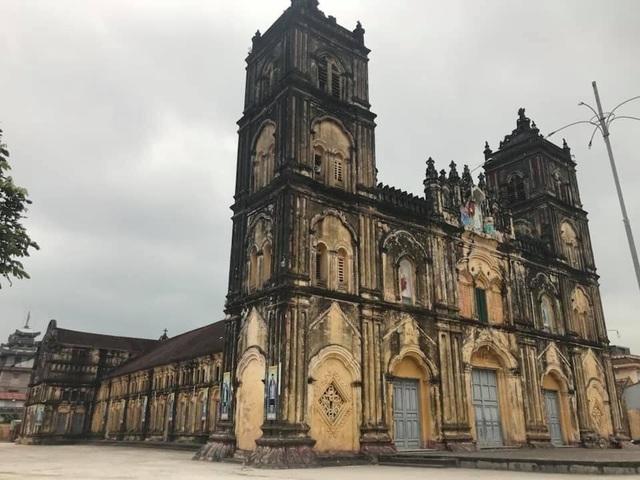 Bộ Văn hoá lần đầu lên tiếng về việc hạ giải nhà thờ Bùi Chu - 1