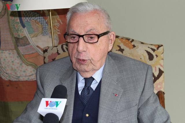 Cựu binh Pháp chia sẻ về ký ức Điện Biên Phủ - 1