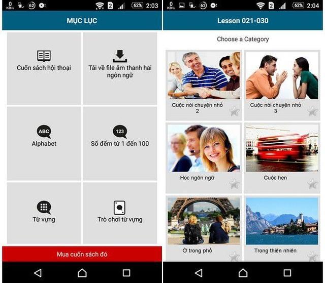 Những ứng dụng hữu ích giúp người dùng tự học tiếng Anh trên smartphone - 4