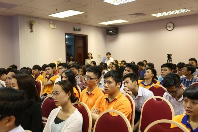 Hơn 100 học sinh, sinh viên tranh tài vòng tuyển quốc gia cuộc thi Vô địch thiết kế đồ họa thế giới - 2