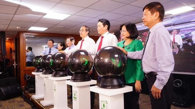 TPHCM khánh thành Trung tâm Báo chí đầu tiên của cả nước - 4