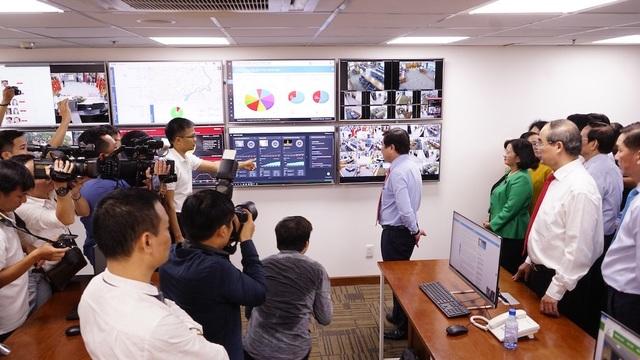 TPHCM khánh thành Trung tâm Báo chí đầu tiên của cả nước - 8