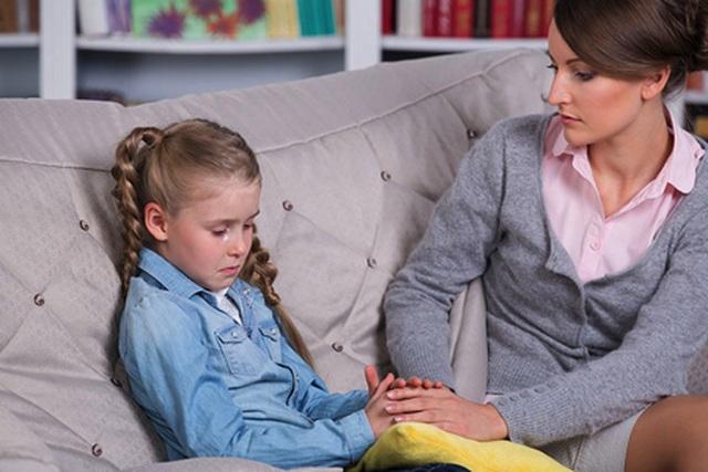 Học làm một người mẹ, người cha hiểu con - 1