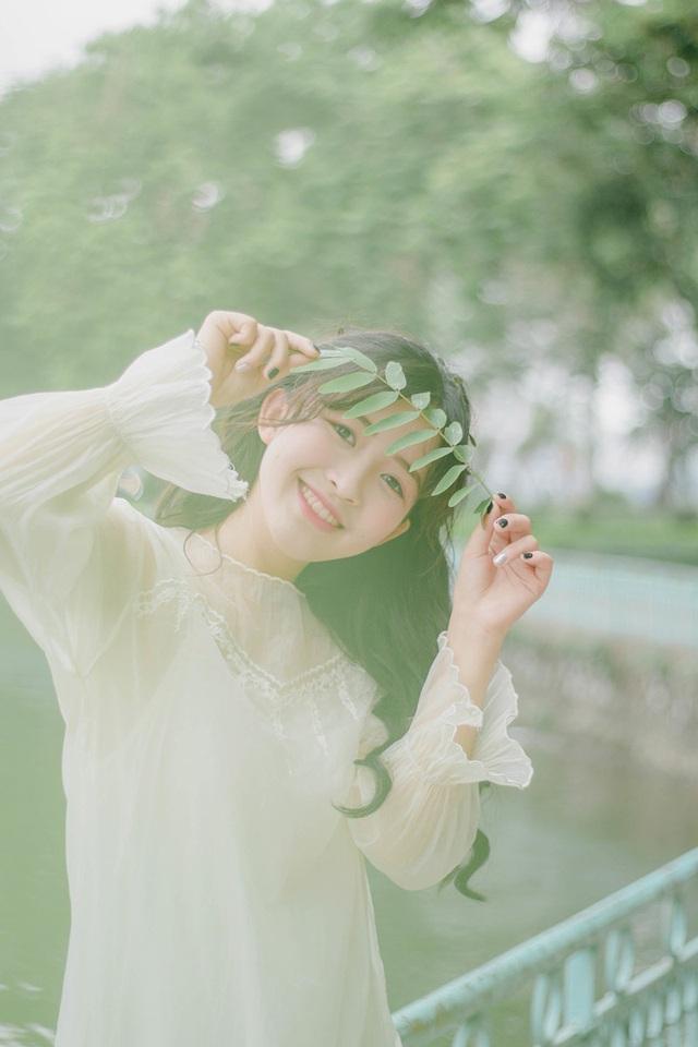 """""""Nàng thơ"""" xứ Thanh đẹp dịu dàng như hoa như sương - 6"""