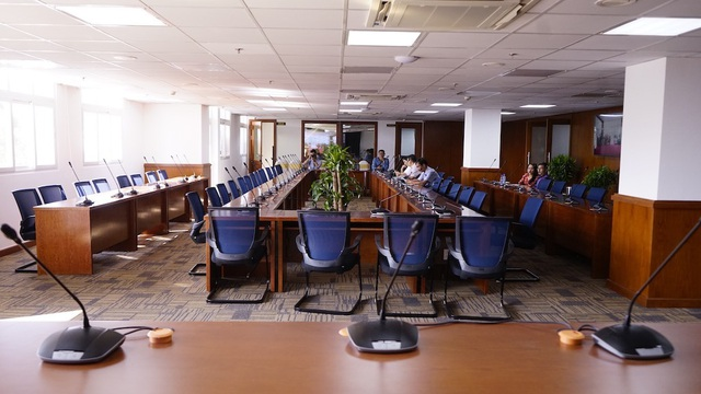 TPHCM khánh thành Trung tâm Báo chí đầu tiên của cả nước - 6