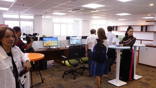 TPHCM khánh thành Trung tâm Báo chí đầu tiên của cả nước - 5