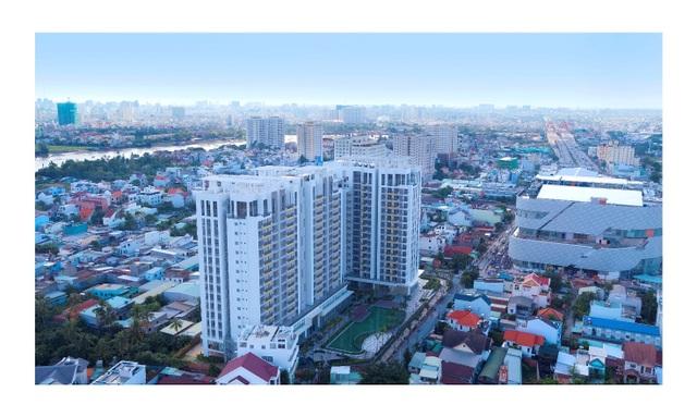 Sức hút của dự án căn hộ trên đại lộ đẹp nhất Sài Gòn - 1