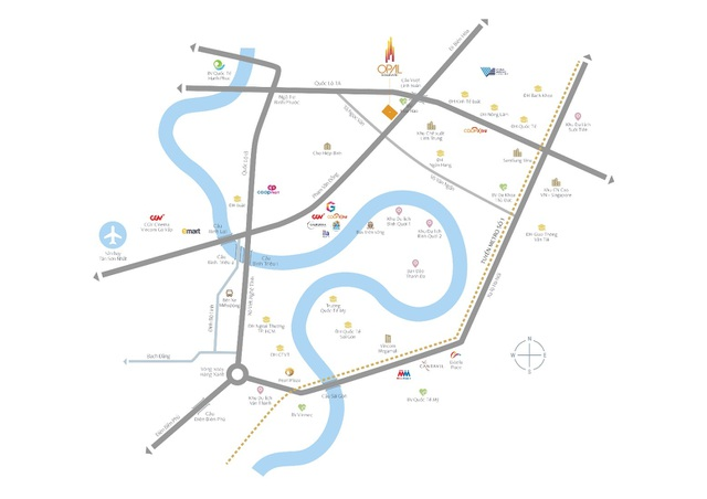 Sức hút của dự án căn hộ trên đại lộ đẹp nhất Sài Gòn - 3