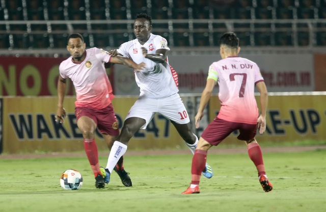 Sài Gòn FC đánh bại Hải Phòng trong trận cầu không pháo sáng - 3