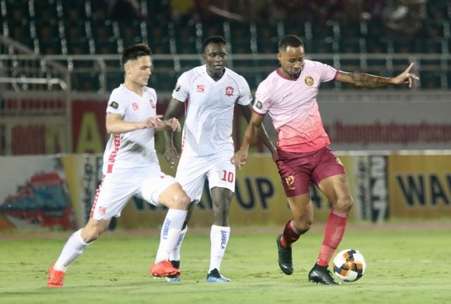 Sài Gòn FC đánh bại Hải Phòng trong trận cầu không pháo sáng - 2
