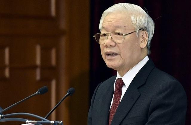 Tổng Bí thư Nguyễn Phú Trọng chúc mừng Quốc vương Thái Lan đăng quang - 1