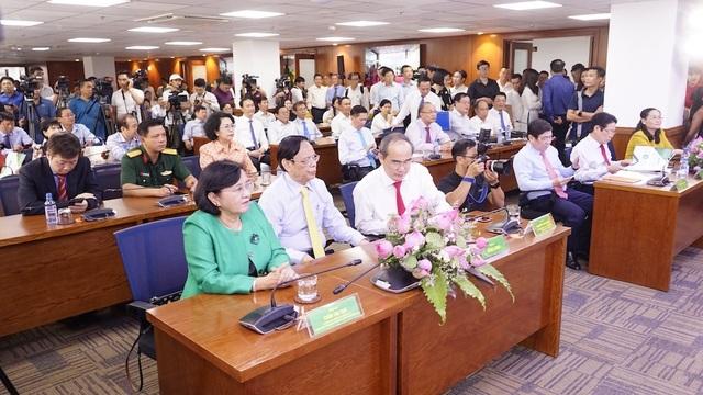 TPHCM khánh thành Trung tâm Báo chí đầu tiên của cả nước - 3
