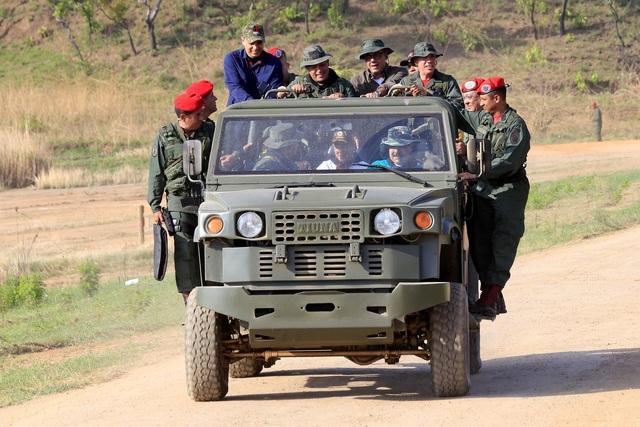 Rơi trực thăng quân sự Venezuela, 7 người thiệt mạng - 4