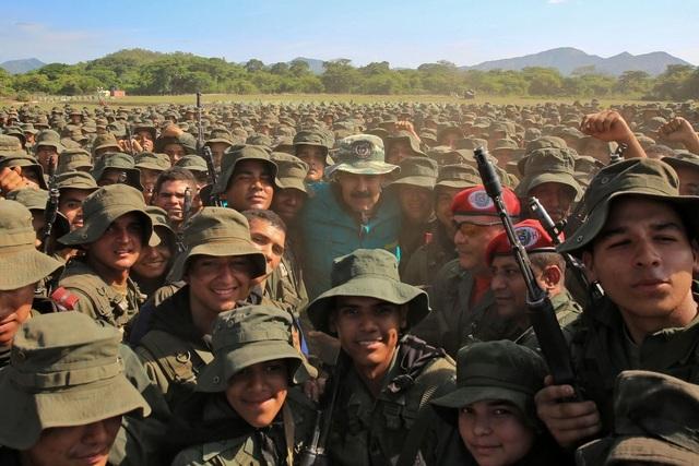 Rơi trực thăng quân sự Venezuela, 7 người thiệt mạng - 5
