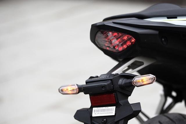 Honda CBR500R - Tự tin cho người nhập môn chơi Sportbike - 14