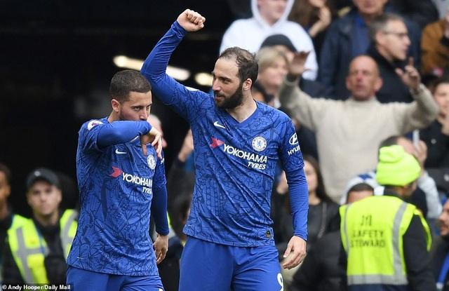 Chelsea 3-0 Watford: The Blues vào top 3 - 4