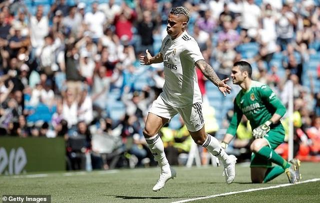 Đánh bại Villarreal, Real Madrid nuôi hy vọng giành ngôi Á quân La Liga - 5