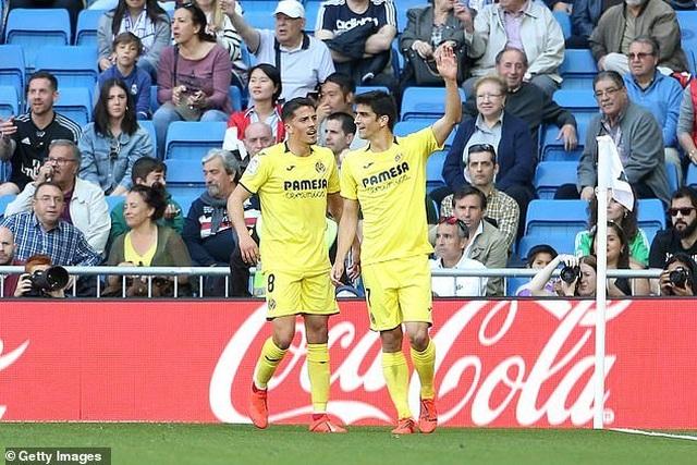 Đánh bại Villarreal, Real Madrid nuôi hy vọng giành ngôi Á quân La Liga - 4