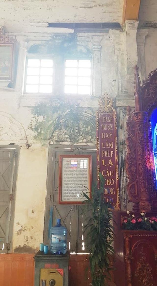Cận cảnh thánh đường Bùi Chu 134 tuổi trước nguy cơ bị dỡ bỏ - 13