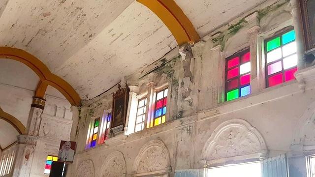 Cận cảnh thánh đường Bùi Chu 134 tuổi trước nguy cơ bị dỡ bỏ - 8