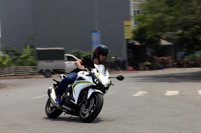 Honda CBR500R - Tự tin cho người nhập môn chơi Sportbike - 16