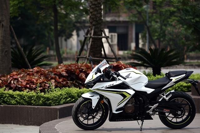 Honda CBR500R - Tự tin cho người nhập môn chơi Sportbike - 2