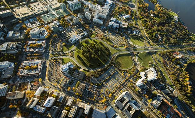 Ấn tượng với quy hoạch thành phố độc đáo nhìn từ trên cao - 3