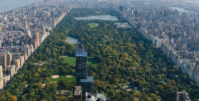 Ấn tượng với quy hoạch thành phố độc đáo nhìn từ trên cao - 7