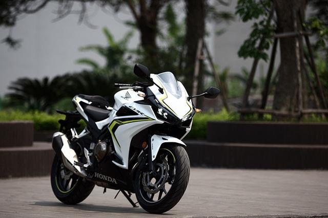 Honda CBR500R - Tự tin cho người nhập môn chơi Sportbike - 3