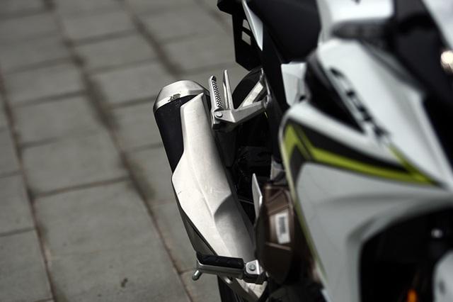 Honda CBR500R - Tự tin cho người nhập môn chơi Sportbike - 4
