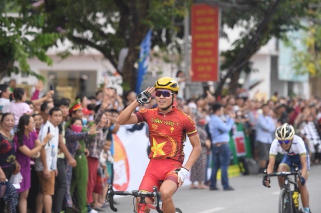 Mirsamad Pourseyed giành Áo vàng cuộc đua xe đạp Về Điện Biên Phủ 2019 - 4