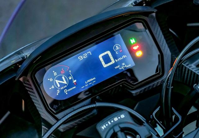 Honda CBR500R - Tự tin cho người nhập môn chơi Sportbike - 5