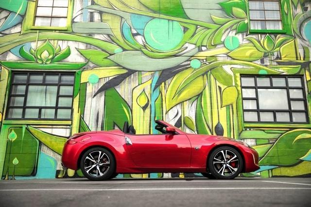 Nissan khai tử mẫu xe thể thao 370Z mui trần - 1