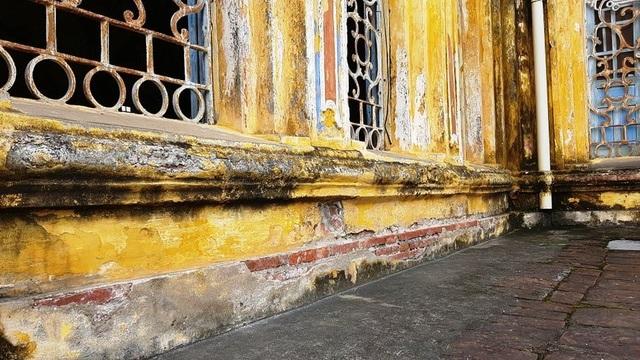 Cận cảnh thánh đường Bùi Chu 134 tuổi trước nguy cơ bị dỡ bỏ - 6