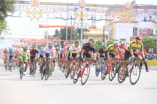 Mirsamad Pourseyed giành Áo vàng cuộc đua xe đạp Về Điện Biên Phủ 2019 - 2