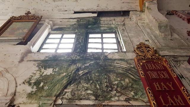 Cận cảnh thánh đường Bùi Chu 134 tuổi trước nguy cơ bị dỡ bỏ - 11