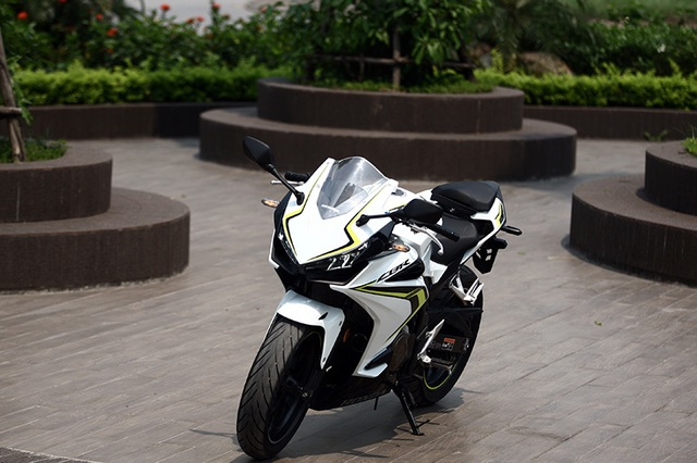 Honda CBR500R - Tự tin cho người nhập môn chơi Sportbike - 10
