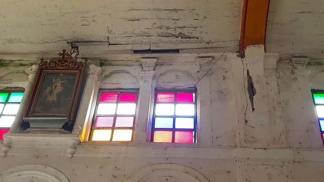 Cận cảnh thánh đường Bùi Chu 134 tuổi trước nguy cơ bị dỡ bỏ - 9