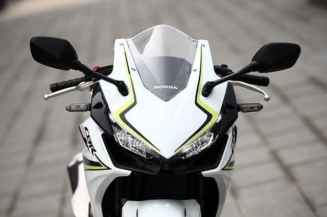 Honda CBR500R - Tự tin cho người nhập môn chơi Sportbike - 11
