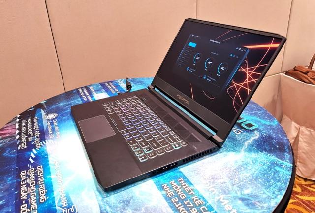 Acer trình làng laptop gaming dùng chip Intel thế hệ 9 giá 45 triệu đồng tại Việt Nam - 3